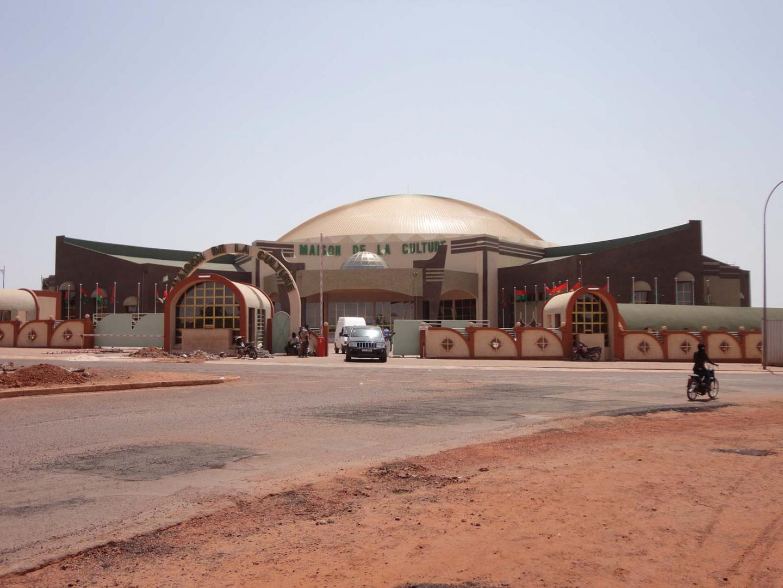 Maison de la culture de Bobo Dioulasso
