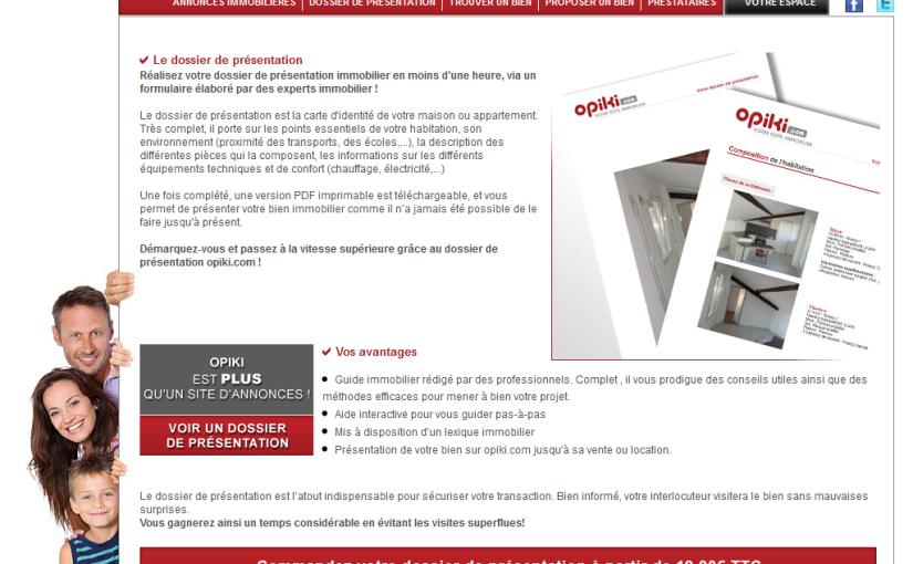 Annonces immobilières Alsace Opiki.com