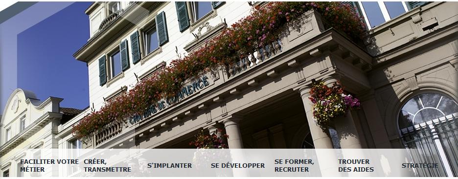 Cci de mulhouse un soutien pour les entreprises alsaciennes l 39 alsace communique - Chambre des commerces mulhouse ...