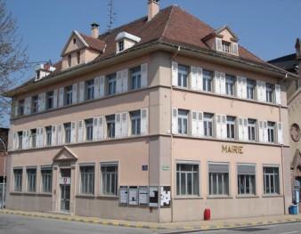 Mairie village neuf