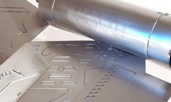 Plaques de découpe Kisscut