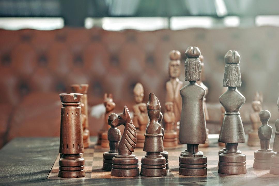 Les jeux classiques tels que les échecs sont représentés au festival Happy'Games