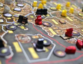 Les jeux de plateaux son représentés au festival Happy'Games
