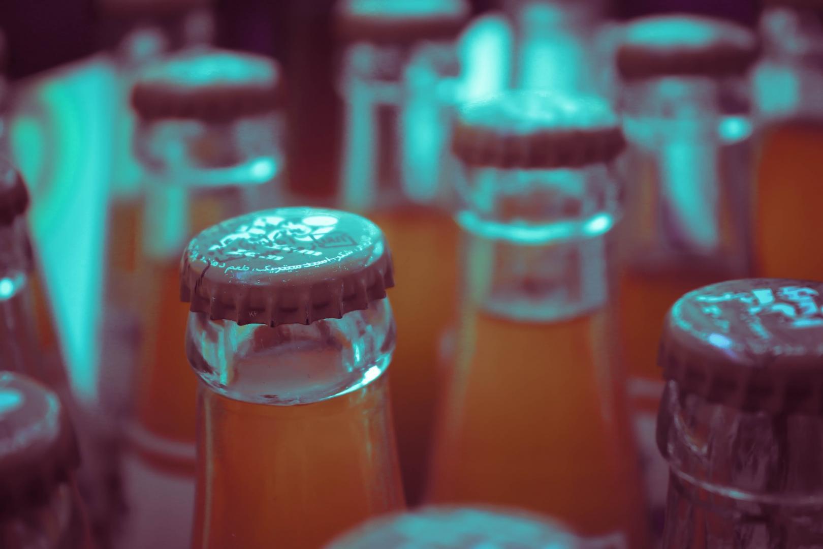 Boissons en bouteille