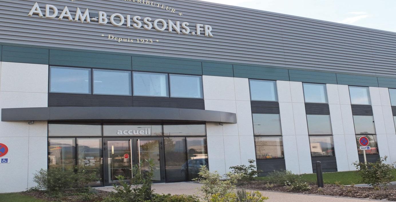 Découvrez le magasin Adam Boissons à Guewenheim